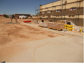 Civil Engineering Firm in Prescott AZ provides construction services for Dollar General – Cottonwood