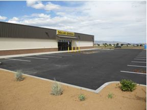 Civil Engineering Firm in Prescott AZ provides site development services to Dollar General – Prescott Valley