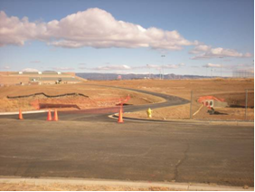 Civil Engineering Firm in Prescott AZ provides road design services for HUSD Connector Road