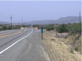 Civil Engineering Firm in Prescott AZ provides construction services for Highway 96 Turn Lane/Kirkland
