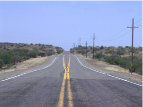 Civil Engineering Firm in Prescott AZ provides services for Turn lane improvements highway 96 Kirkland, AZ