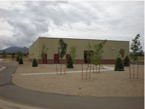 Civil Engineering Firm in Prescott AZ provides site development services to Liberty Traditional School