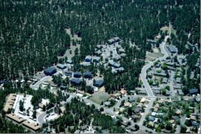Civil Engineering Firm in Prescott AZ provides site development services to Oakwood Village III Apartments