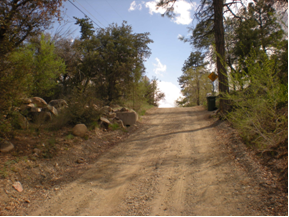 Civil Engineering Firm in Prescott AZ performs road design services on San Carlos Road
