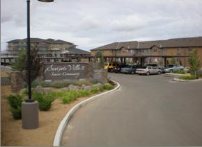 Civil Engineering Firm in Prescott AZ provides site development services to Sungate Villa II Senior Community