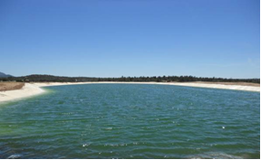 Civil Engineering Firm in Prescott AZ provides Water Engineering Services to Talking Rock Effluent Storage Lagoon