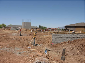 Civil Engineering Firm in Prescott AZ provides construction services to View Point Apartments