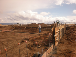 Civil Engineering Firm in Prescott AZ provides construction services for Wolfe Publishing