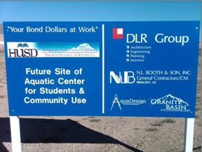 Civil Engineering Firm in Prescott AZ provides site development services to BMHS Aquatics Center