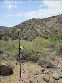 Civil Engineering Firm in Prescott AZ provides land surveying services to YCFCD On-Call Services